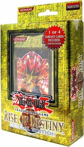 YuGiOh Card Game Rise of Destiny Special Edition Pack Set