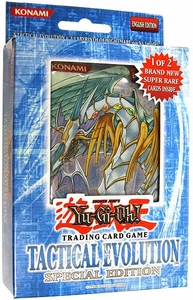 YuGiOh 5D's Tactical Evolution SE Special Edition Pack [3 Booster Packs & 1 Random Promo Card]