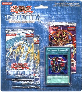 YuGiOh GX Tactical Evolution SE Special Edition Pack [The Mask of Remnants]
