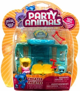 Party Animals Playset Theater