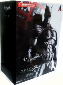 Batman Arkham City Square Enix Play Arts Kai Series 2 Action Figure Batman [Dark Knight Returns Skin Version]