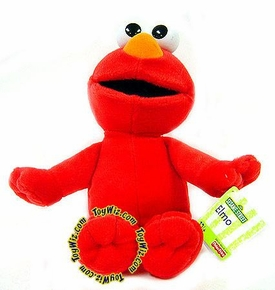 Mattel Sesame Street Collectible 6 Inch Plush Figure Elmo