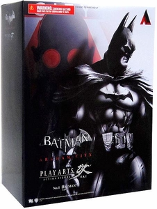 Batman Arkham City Square Enix Play Arts Kai Series 1 Action Figure Batman