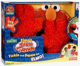 Fisher-Price Sesame Street Elmo's Tickle Hands