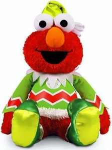 Fisher-Price Sesame Street Holiday Giggle Elmo
