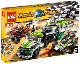 LEGO World Racers Set #8864 Desert of Destruction