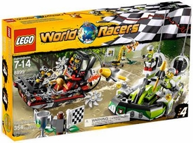 LEGO World Racers Set #8899 Gator Swamp