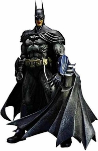 Batman Arkham Asylum Square Enix Play Arts Kai Series 1 Action Figure Batman