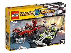 LEGO World Racers Set #8898 Wreckage Road