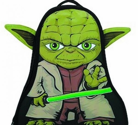 Lego Star Wars Yoda Zipbin Storage & Carry Case Pre-Order ships March