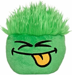 Disney Club Penguin 4 Inch Series 7 Puffle Party Plush Green [Includes Coin with Code!]