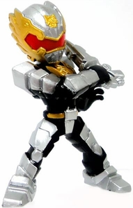 Power Rangers Megaforce Series 1 LOOSE Mini PVC Battle-Ready 2 Inch Figure Robo Knight [Includes Card!]