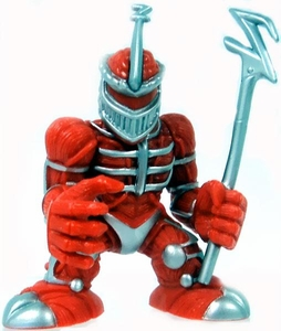 Power Rangers Megaforce Series 1 LOOSE Mini PVC Battle-Ready 2 Inch Figure Lord Zedd [Includes Card!]