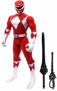 Power Rangers Mighty Morphin LOOSE 4 Inch Action Figure Red Ranger