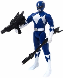 Power Rangers Mighty Morphin 4 Inch LOOSE Action Figure Blue Ranger