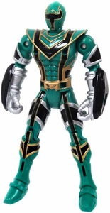 Power Rangers Mystic Force Legendary Battlized LOOSE Action Figure Green Ranger to Green Mystic Titan