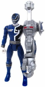Power Rangers SPD LOOSE Cyber Arm Action Figure Blue Ranger