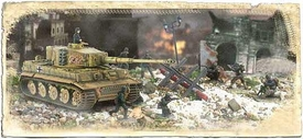 Forces of Valor 1:72 Scale Battle Extreme Series German Tiger I & Soliders