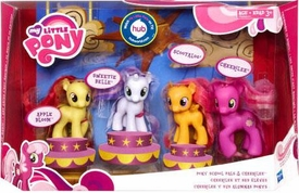 My Little Pony Playset Pony School Pals & Cheerilee {Cutie Mark Crusaders} [Apple Bloom, Sweetie Belle, Scootaloo & Cheerilee]