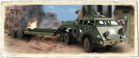 Forces of Valor 1:72 Scale Battle Extreme Series M26 Dragon Wagon Tank Transporter