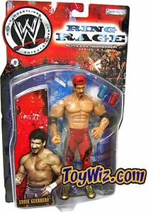 WWE Jakks Pacific Wrestling Action Figure Ruthless Aggression Series 8.5 Eddie Guerrero