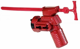 Beyblades JAPANESE Zero G #BBG-05 Light Launcher [Red]