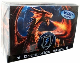 Max Protection Card Supplies Double Deck Box Dragon Fury