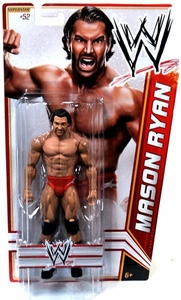 Mattel WWE Wrestling Basic Series 21 Action Figure #52 Mason Ryan
