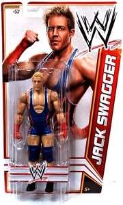 Mattel WWE Wrestling Basic Series 21 Action Figure #53 Jack Swagger BLOWOUT SALE!