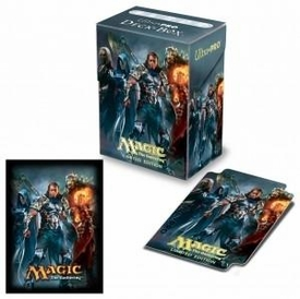 Ultra Pro Magic The Gathering Card Supplies Gideon Jura Planeswalker Deck Box Combo [Deck Box Plus 80 Sleeves!]