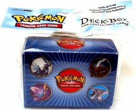 Ultra Pro Pokemon Card Supplies Side-Loading Deck Box [Darkrai, Palkia, Dialga & Cresselia]