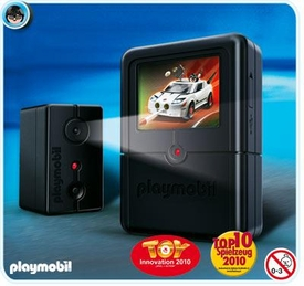 Playmobil Top Agent Set #4879 Spy Camera