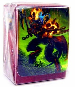 Ultra Pro World of Warcraft WoW Card Supplies Deck Box Shaman