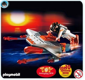 Playmobil Top Agent Set #4883 Torpedo Diver