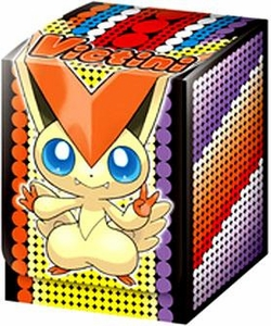 Pokemon JAPANESE Card Supplies Victini Deck Box