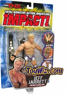 TNA Wrestling Series 1 Action Figure Jeff Jarrett