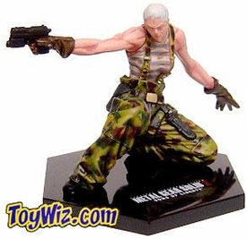 Metal Gear Solid Multi-Part PVC Art Statues Series 1 Olga Gurlukagovich