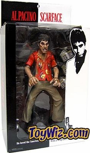 Mezco Toyz Scarface 10 Inch Roto-Cast Action Figure