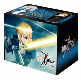 Bushiroad Japanese Anime Card Supplies Deck Box Fate / Zero [Fate/stay night] #1
