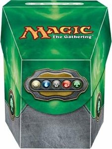 Ultra Pro Magic the Gathering Card Supplies Oversized GREEN Commander Deck Box