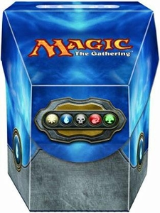 Ultra Pro Magic the Gathering Card Supplies Oversized BLUE Commander Deck Box