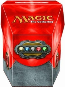 Ultra Pro Magic the Gathering Card Supplies Oversized RED Commander Deck Box