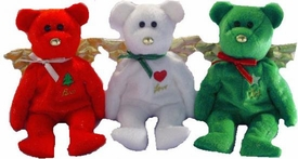 Ty Beanie Baby Hallmark Exclusive Peace, Love & Joy