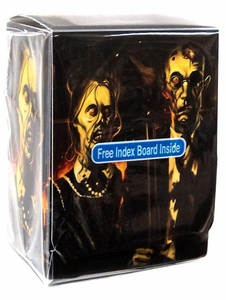 Max Protection Card Supplies Deck Box Zombie Gothic
