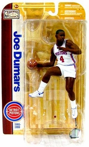 McFarlane Toys NBA Sports Picks Legends Series 5 Action Figure Joe Dumars (Detroit Pistons)