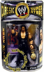 WWE Wrestling Classic Superstars Series 11 Action Figure Kevin Nash [Diesel]