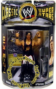 WWE Wrestling Classic Superstars Series 11 Action Figure 1-2-3 Kid