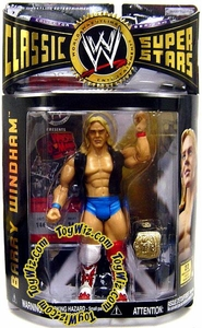 WWE Wrestling Classic Superstars Series 11 Action Figure Barry Windham [U.S. Express]