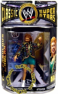 WWE Wrestling Classic Superstars Series 11 Action Figure Fabulous Moolah
