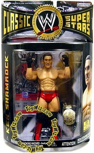 WWE Wrestling Classic Superstars Series 11 Action Figure Ken Shamrock